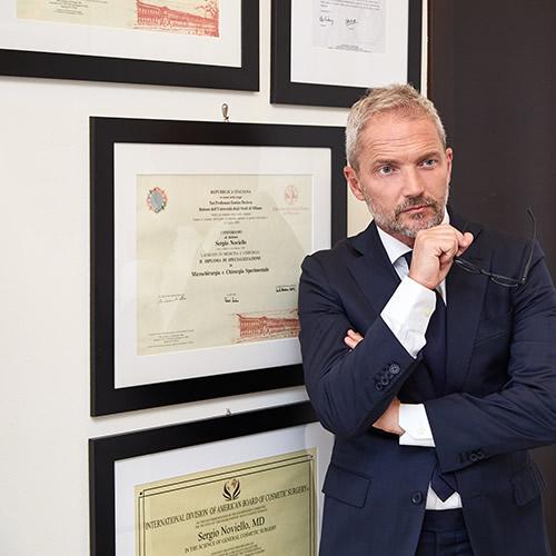 Sergio Noviello Membership e certificazioni