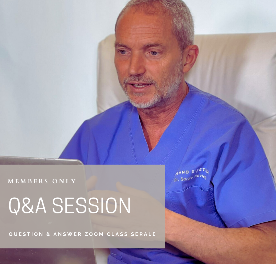 Workshop question & answer session (sna members only)